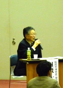 田坂大蔵氏
