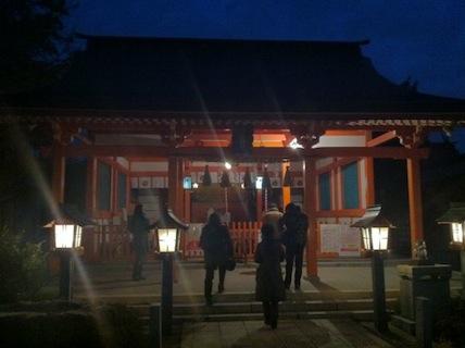 姪浜の住吉神社