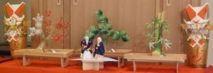 2011年秋:和の婚礼講座